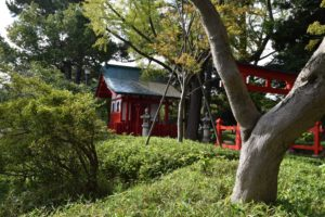 洗足池弁財天(厳島神社)